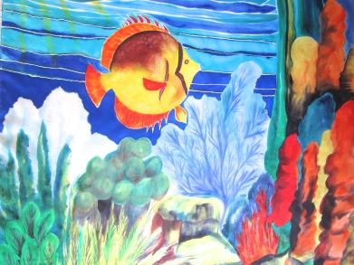 Seascape 35x35
