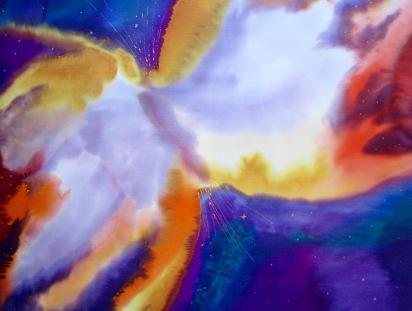 Butterfly Nebula 20 x20