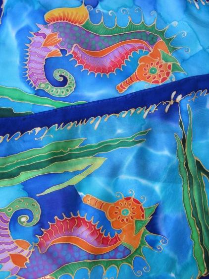 Fancy Seahorse 11x60